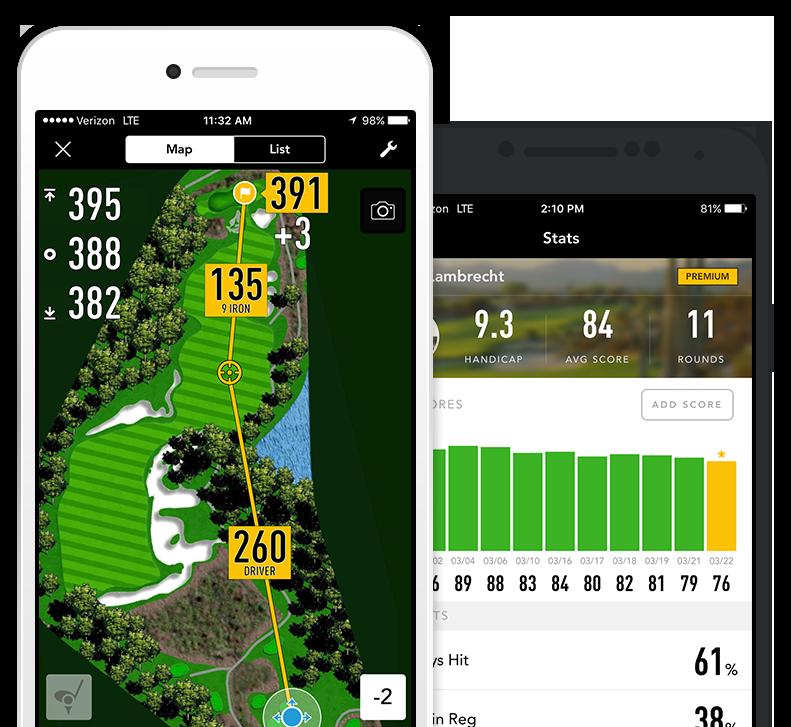 Golflogix: #1 free golf gps app, scorecard, stats and rangefinder.