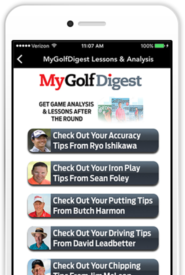 Improve Your Game With Lessons